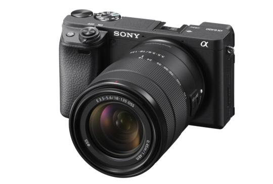 Sony α6400 推出 E 接環可交換鏡頭式數位相機