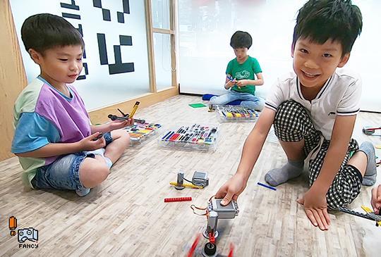 【汎奇創意開發】啟發孩子的創意及開發,學習並非要讀死書不可!