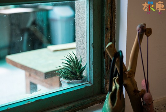 樑露工房─在老屋裡學會與緩慢共處,學習用手過生活│鹿港鎮