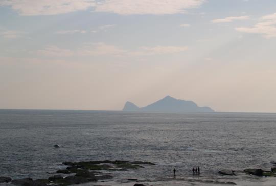 宜蘭旅遊‧帶你從7個地方欣賞龜山島
