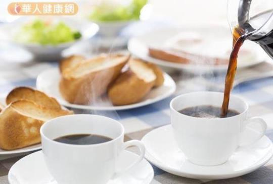 【運動前喝咖啡助減重!關鍵是:做什麼運動?】