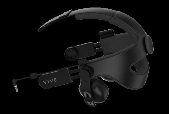 宏達電子 HTC 宣布 Vive 專屬頭戴式耳機將於 6 月 6 日全球上市