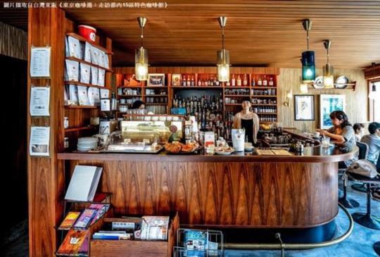 【東京必去咖啡店精選:來自挪威的高人氣咖啡】
