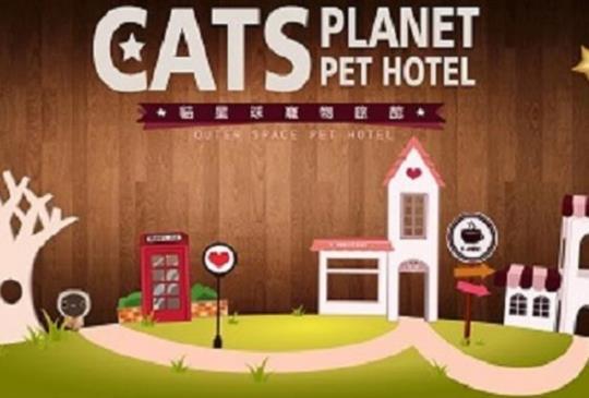 【肉球特搜隊】優質寵物旅館介紹──貓星球寵物旅館