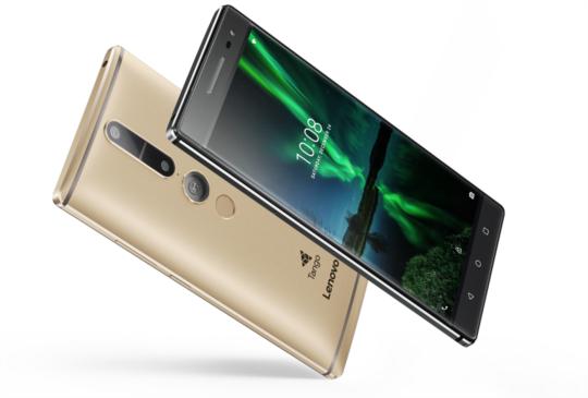 Lenovo 發表全球首款 Tango AR 手機與 Moto Z 系列模組手機!