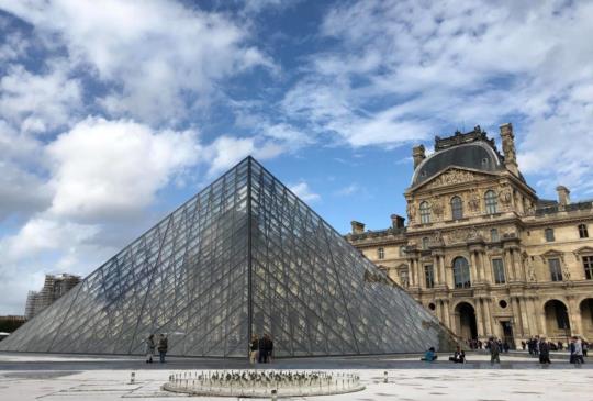 【法國】巴黎市區一日遊,三種路線不同玩法,自由行好簡單!