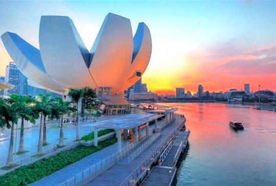發掘「新」鮮感:認識你不知道的新加坡
