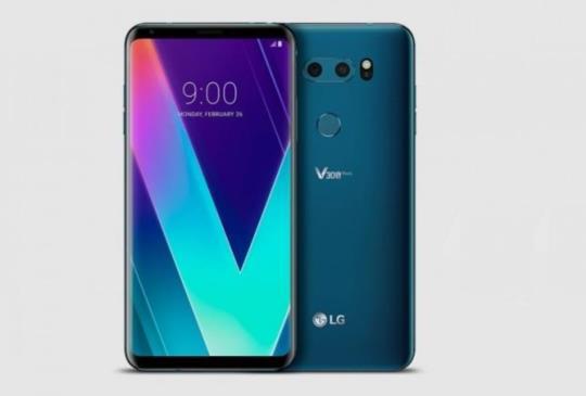 LG 推出後續高階機種 LG V30SThinQ 來強化產品陣容
