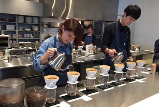 咖啡迷一定要報到的6家咖啡店in日本