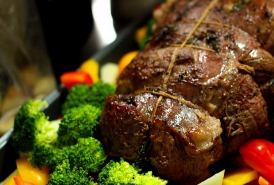 【牛排不求人】英式烤牛肉自己做