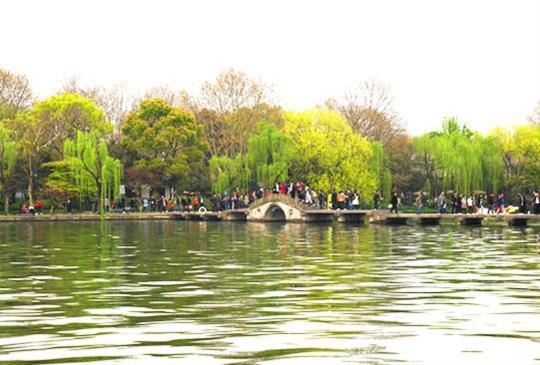 【上海】旅遊杭州必賞的人間天堂:西湖