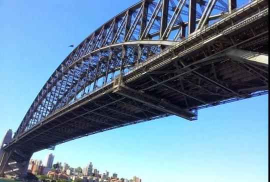 雪梨大橋下的私巷咖啡 – Bay Ten