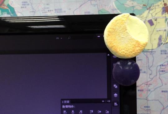 小資女省錢學手作-04 月亮咬一口檸檬餅乾