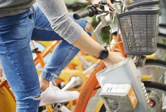 Garmin 攜手一卡通,發表首款 Garmin Pay 支付手錶
