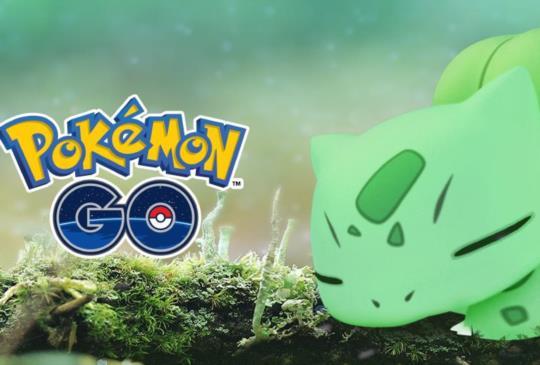 《Pokémon GO》周末活動開跑,草系寶可夢出現大爆發
