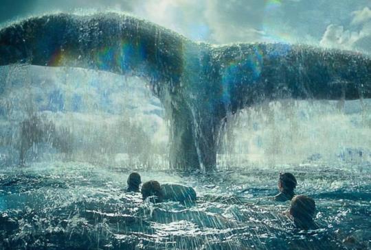【《白鯨傳奇:怒海之心》人生的戰場】