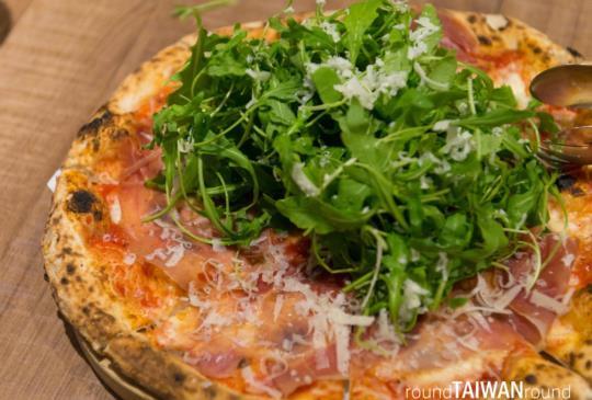 【台北】PIZZERIA OGGI -當月壽星贈送Pizza一個