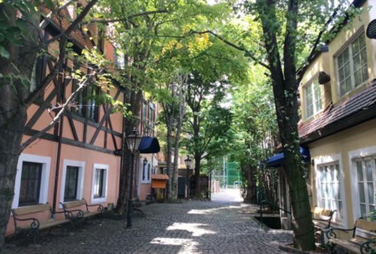 【旅日特輯】日本必去夢幻異國街道,不說還以為在歐洲玩耍啊~