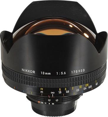 nikon 13mm f5.6