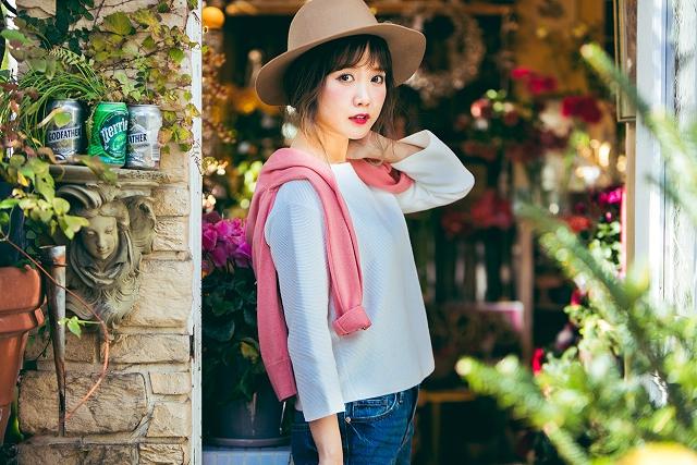 (018) 女裝圓領毛衣(7分袖)NT$990.jpg