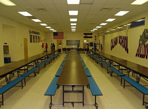 Calhan_Colorado_High_School_Cafeteria_by_David_Sha