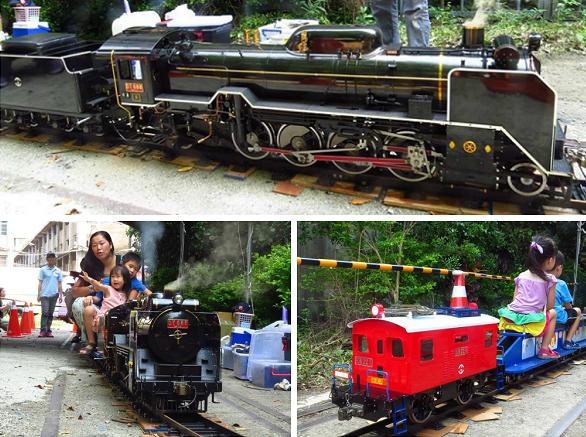 台北機廠小火車