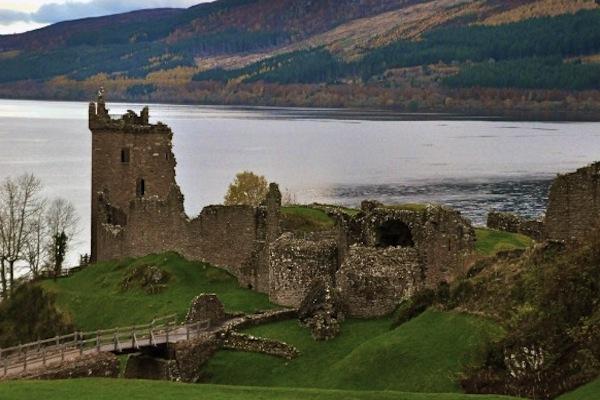蘇格蘭城堡