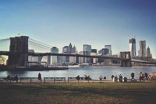 布魯克林橋公園