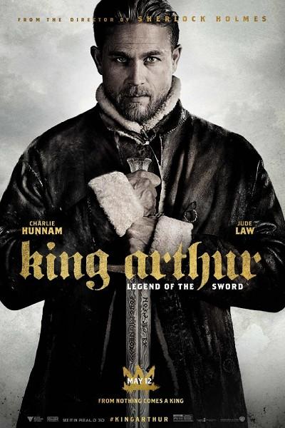 亞瑟:王者之劍01