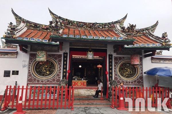 和諧街廟宇 青雲亭 Cheng Hoon Teng Temple.JPG