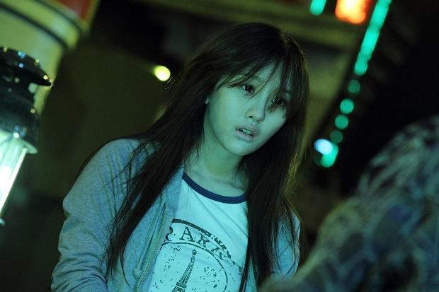 【鬼夜】陳靜飾厲鬼 全程素顏披頭散髮上陣(2)