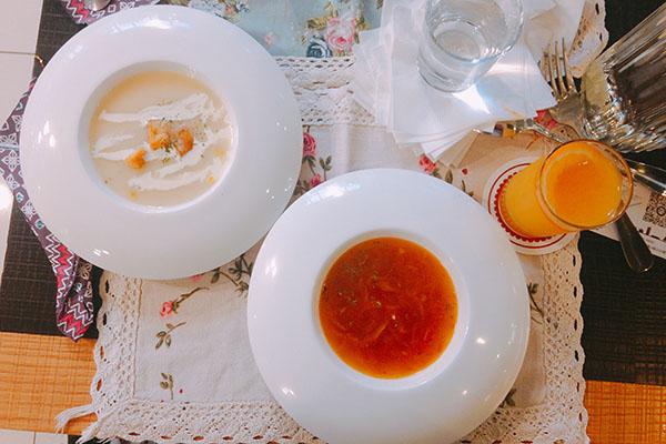 主廚濃湯&洋蔥湯