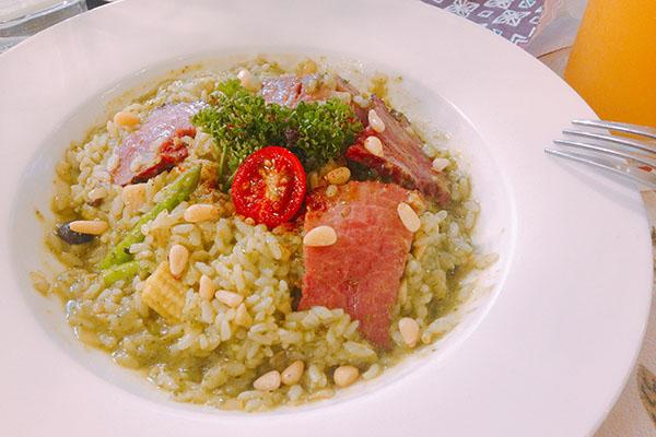 青醬牛肉燉飯