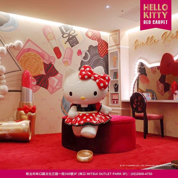 Hello Kitty Red Carpet美式餐廳-3.jpg