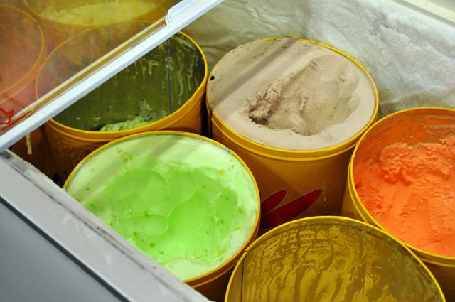 御饌鼎皇一鍋一燒(社頭店) - 冰淇淋無限供應