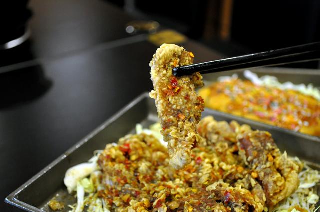 御饌鼎皇一鍋一燒(社頭店) - 椒麻雞