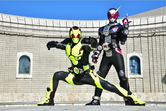 時王+ZERO ONE