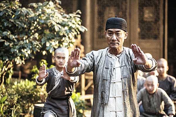 梁家輝高中時期就曾跟著黃飛鴻夫人莫桂蘭的嫡傳弟子習武2