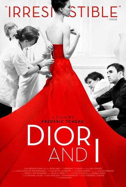【璀璨風華‧Dior之夜】原文海報