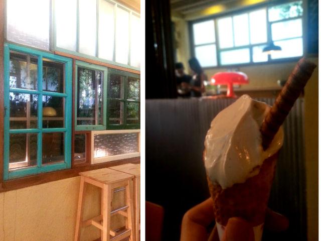 140714 小蝦米【台中哈密瓜盅霜淇淋】 vs. 大鯨魚【北海道哈密瓜霜淇淋】_06