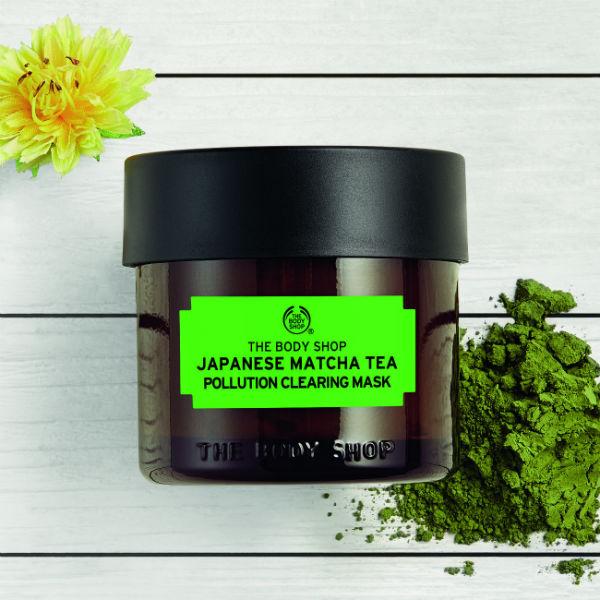 日本抹茶防護抗老面膜    $850 75ml-情境2