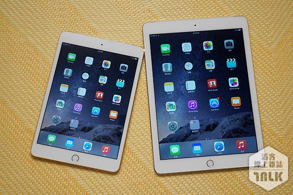 Apple iPad Air 2 與 iPad mini 3 1.JPG