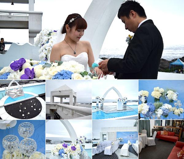 海邊婚禮1