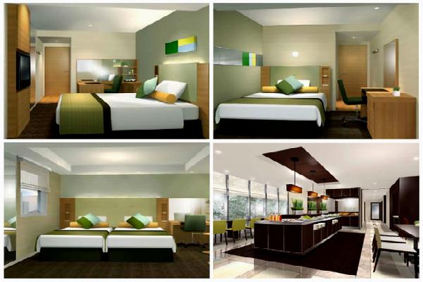 SUPER HOTEL房間1