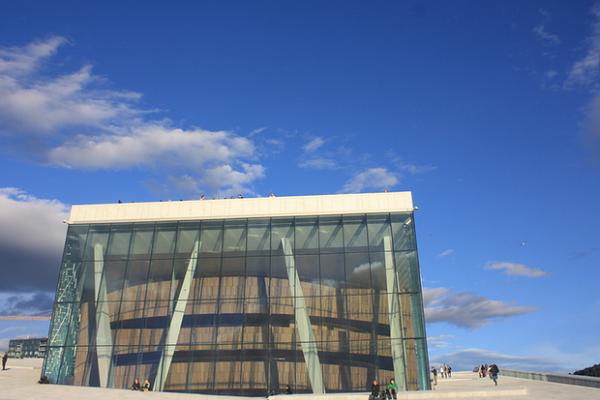 挪威歌劇院