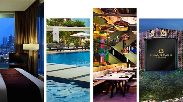 新加坡飯店