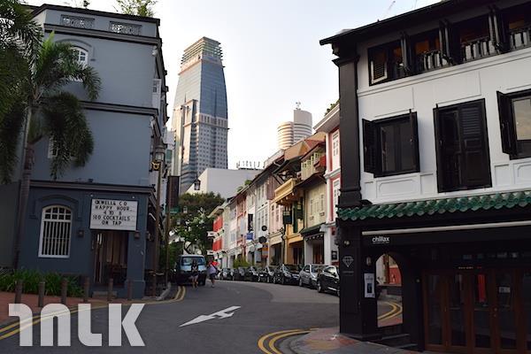 新加坡人文6