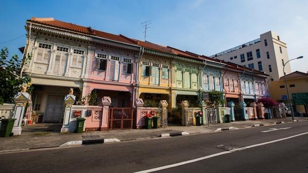 新加坡人文8