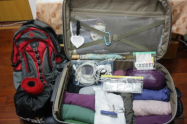 行李收納2