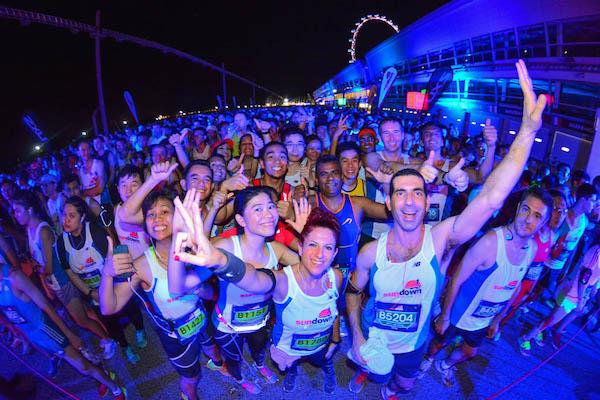 新加坡日落馬拉松